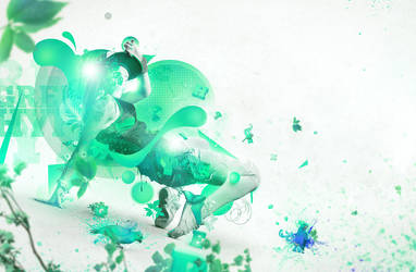 Green Hype by Jasperio