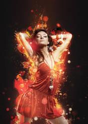 The Phoenix by Jasperio