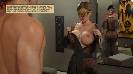 Clara Ravens Episode 4: Colombina's Illusion by Epoch-Art
