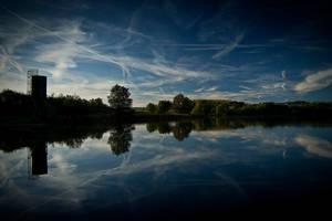 Defaced Sky by Tayterleek