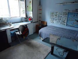 My bedroom by victordragon747