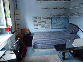 My bedroom 2 by victordragon747