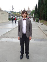 11 Doctor who cosplay at manga convention by victordragon747