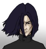 Severus Snape by daestwen