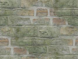 Old bricks 2, hi-res, seamless by ntyb