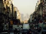 city life by wishinbubble