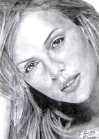 Charlize Theron by RostaNMenezes