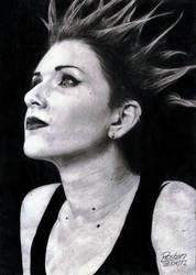 Lauren Tate by RostaNMenezes