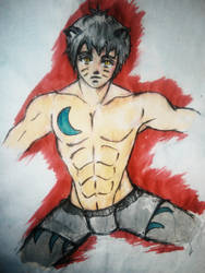 Missouri Werewolf by SingingPilgrim