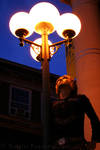 Lamp Light by fetishfaerie-photos