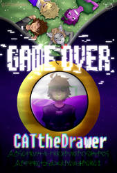 GAMEOVER [Cover NEW] by CATtheDrawer