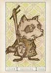 Raccoon dog -03,27,14 by chills-lab