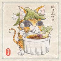[Kitten] Creme brulee by chills-lab