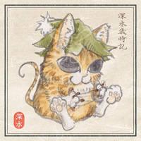 [Kitten] Natto by chills-lab