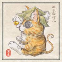 [Kitten] Japanese Candy -Sawa no tsuyu- by chills-lab