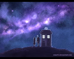 Starry night by Vikki93