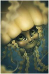 Sea Jelly by ArtOfEdge