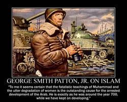 George S. Patton on Islam by fiskefyren