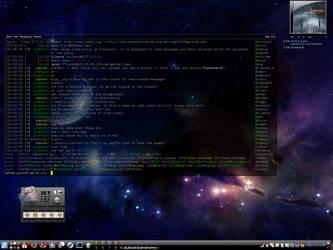 Gentoo - KDE 3.5.8 by dubkat