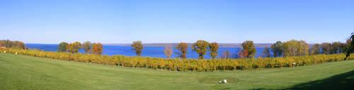 Cayuga Lake Panarama by dubkat