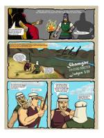 Shamgar pg 1 by captblitzdawg