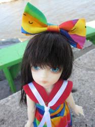 The Bow by Kisshu-Neko