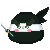 Ninja Onigiri Icon by Kisshu-Neko