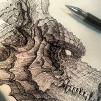 Dragon by ponponxu