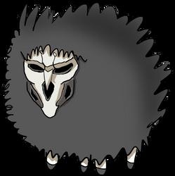 Fluffy Reaper by SkiddleZIzKewl
