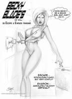 BeckyBlade03 by Bikerbloke