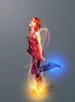 Light Queen by ingunn88