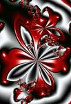 Red flowers by ingunn88