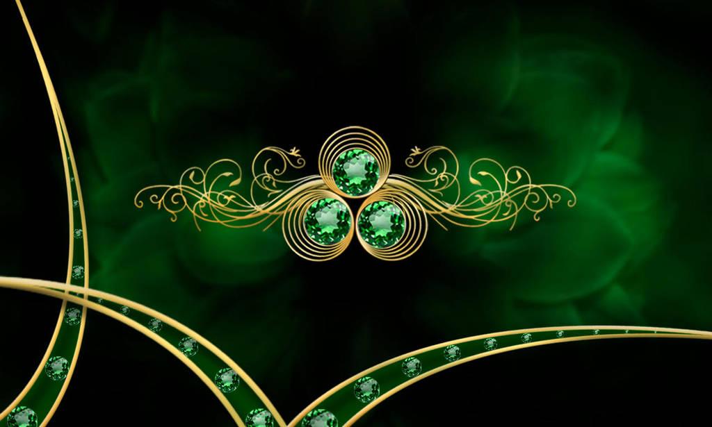 Green gems by ingunn88