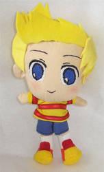 Super Smash Bros. Brawl  Lucas by ichigo-pan43