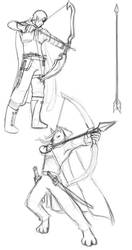The Archers - WIP by Arkatera