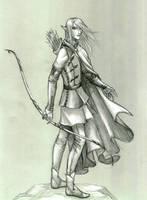Prince of Mirkwood by nolwen