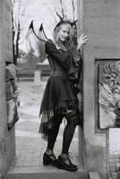 Gothic Lolita by nolwen