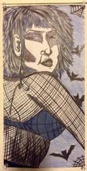 Grunge Girl by JessieVonGhoul