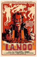 Lando by SchweizerComics