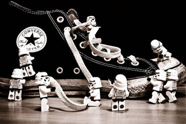 Shoetroopers by CJonesPhotography