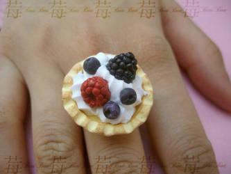 berries tart by Fraise-Bonbon