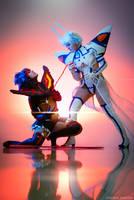 Ryuko Matoi...You are my Daugther... by AdhayraCosplay