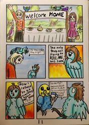 Birby feathers down under edition: page 11 by DiamondDog27