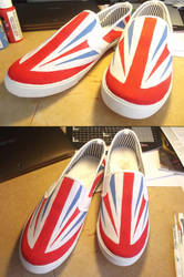 Team GB Olympic inspired by Gregatron
