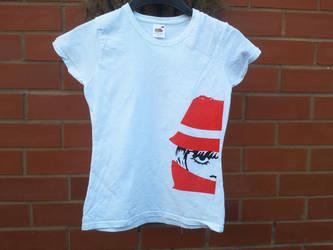 T-Shirt Screen printing test by Gregatron
