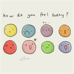 How Do You Feel Today..... by sasuke----kun