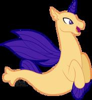 Mermaid pony 2 by DianaMur