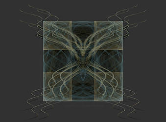 The Abstract Tentacles by KnightFlyteFractals