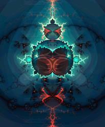 My Evil Mind by KnightFlyteFractals