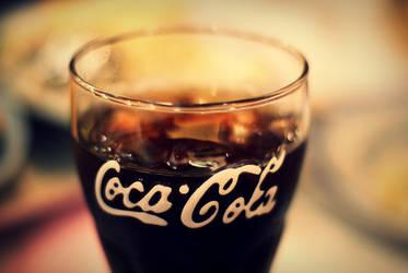 Coke by tessatarr